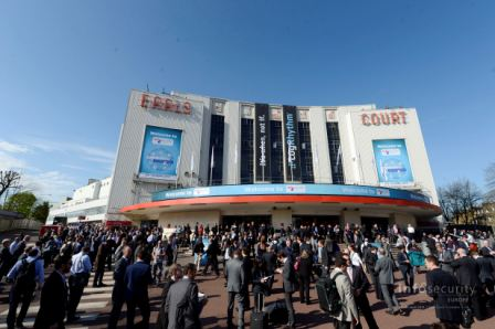 Earls Court Venue and registrationWEB 26