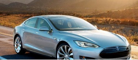 Tesla-Electric-car